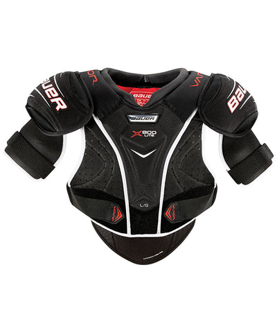 BAUER VAPOR X800 LITE JR SHOULDER PADS