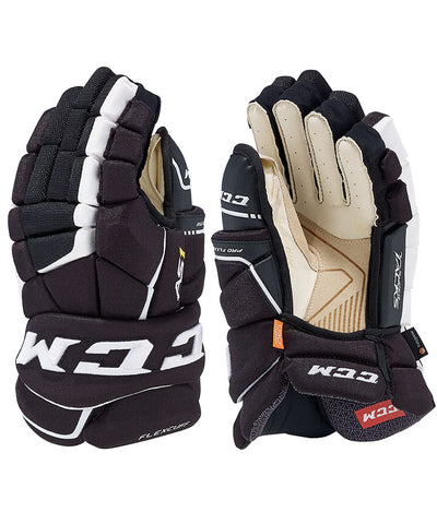 CCM SUPER TACKS AS1 SR HOCKEY GLOVES