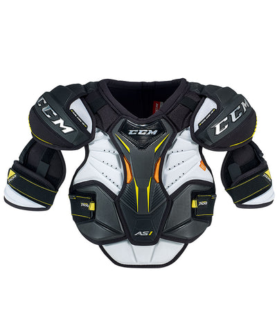 CCM SUPER TACKS AS1 JR SHOULDER PADS