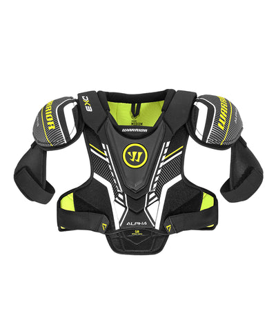 WARRIOR ALPHA DX3 JR SHOULDER PADS