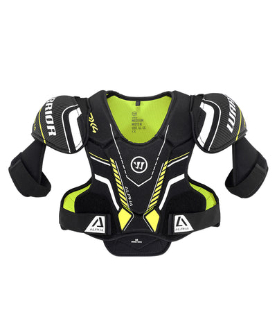 WARRIOR ALPHA DX4 JR SHOULDER PADS