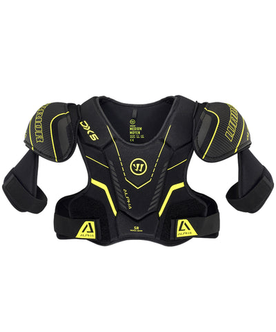 WARRIOR ALPHA DX5 JR SHOULDER PADS