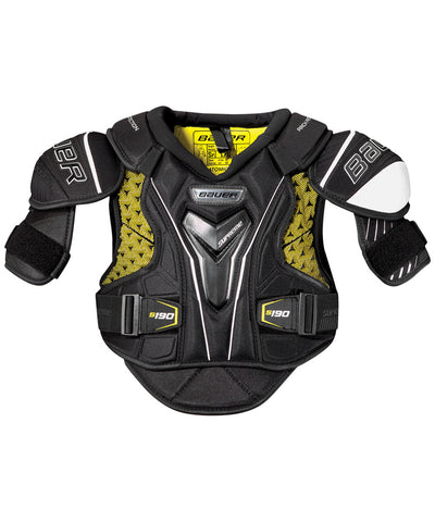BAUER SUPREME S190 JUNIOR SHOULDER PADS