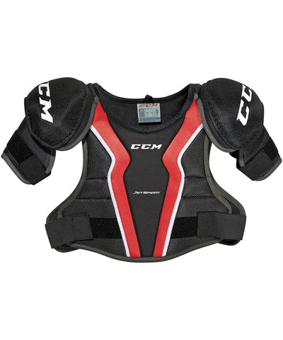 CCM JETSPEED JR HOCKEY SHOULDER PADS