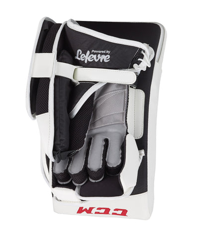 CCM EXTREME FLEX E3.9 SR GOALIE BLOCKER