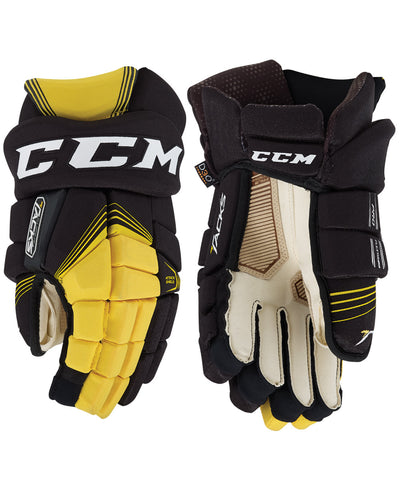 CCM SUPER TACKS SR HOCKEY GLOVES