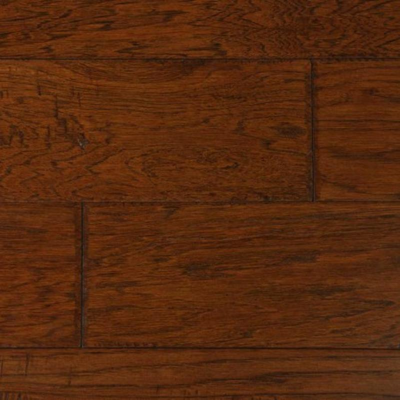 "Colony Spice- 6 1/2"" x 1/2"" Engineered Hardwood Flooring by Tecsun"