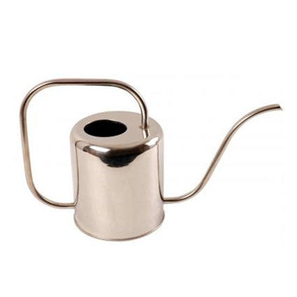 1.5 litre stainless steel watering can
