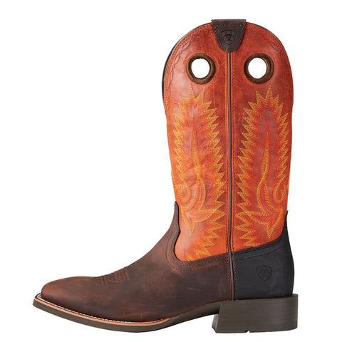 Men's Ariat 10021680 Brown Heritage High Plains