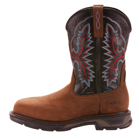 Men's Ariat 10024968 WorkHog XT Waterproof Carbon Toe Work Boot