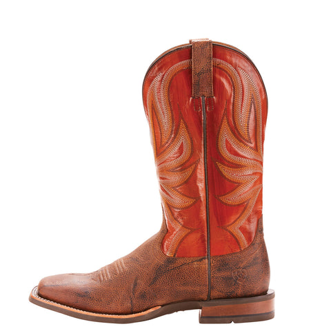 Men's Ariat Apricot Horseman Performance Boot