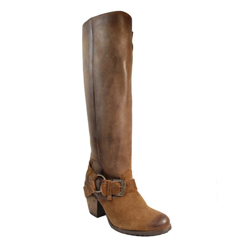 Ladies Corral Q0078 Chocolate Harness Boot