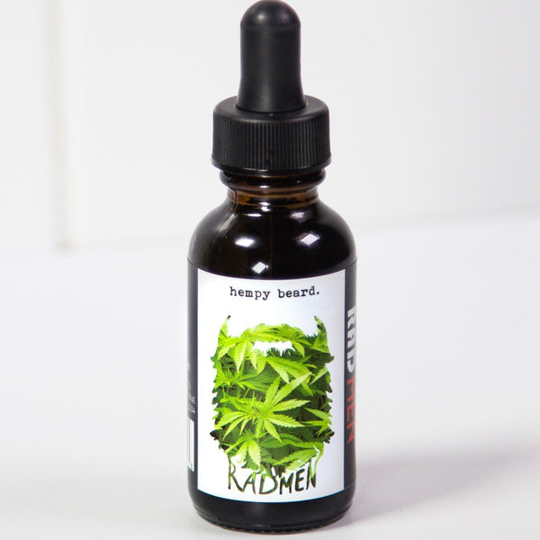 Hempy Beard Oil
