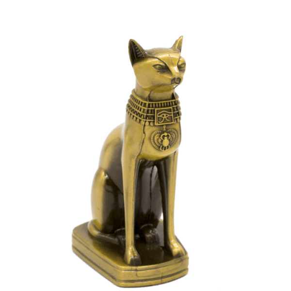 Egyptian Cat God Statue