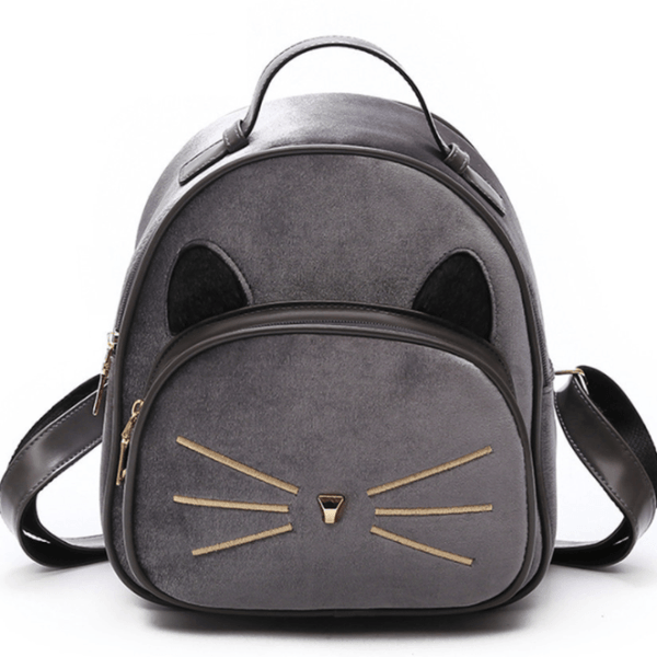 2018 Kawaii Cat Ear Backpack