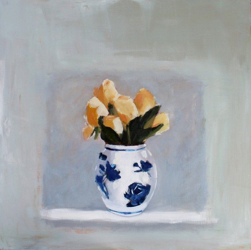 Yellow Roses, Sugar Bowl