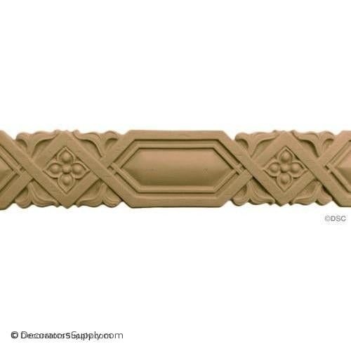 Linear - Moorish-moulding-for-furniture-woodwork-Decorators Supply