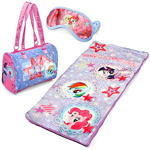 My Little Pony Sleepover Purse Set