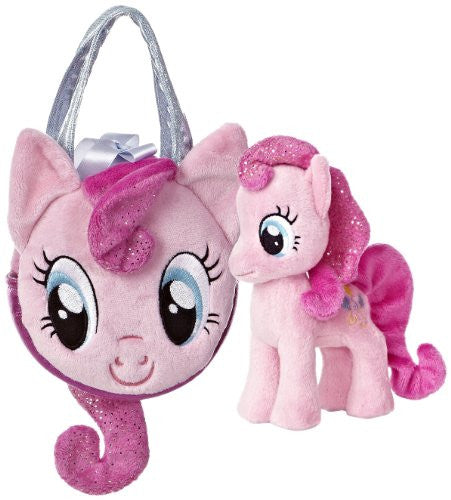 Aurora World My Little Pony Pinkie Pie Pony Tail Carrier