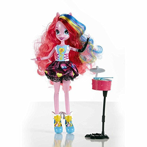 My Little Pony Equestria Girls Singing Pinkie Pie Doll