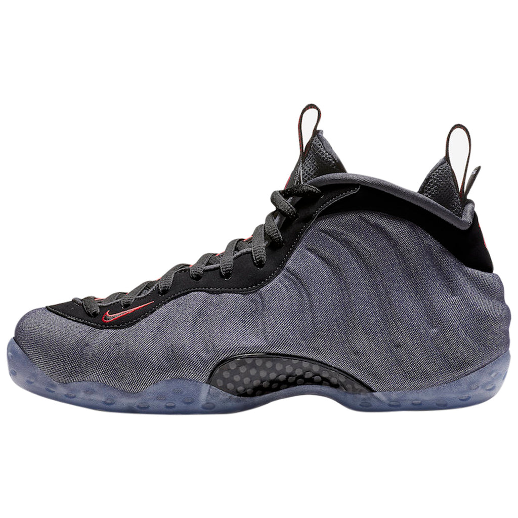 "Nike Air Foamposite One ""denim"" - obsidian/black Mens Style :314996"