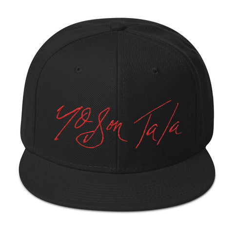 Yoson (Red) Signature Snapback Hat