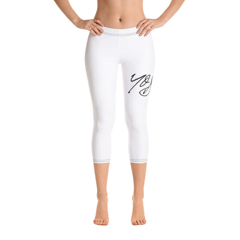 Yoson Signature Capri Leggings