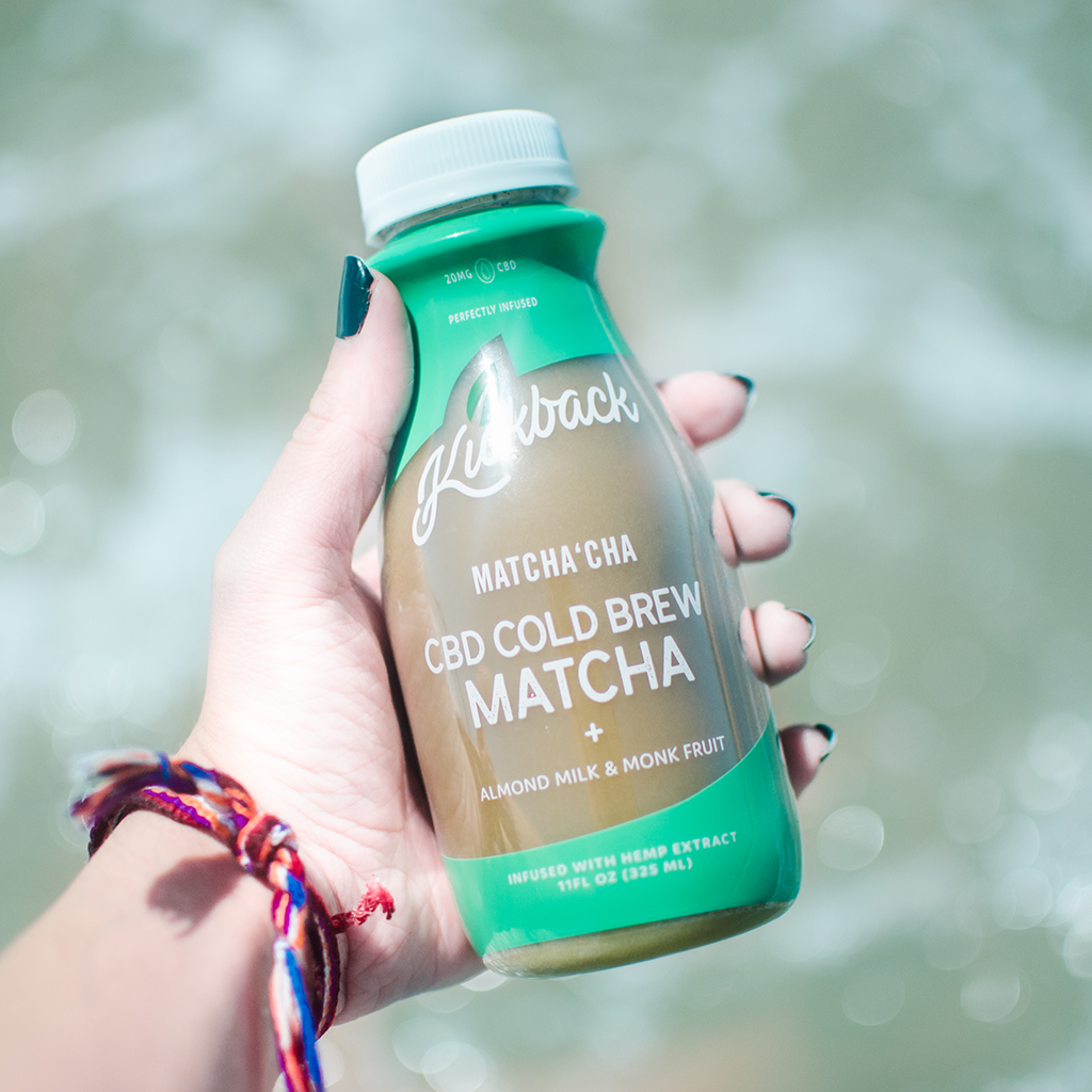Dynamic Duo - CBD and Matcha