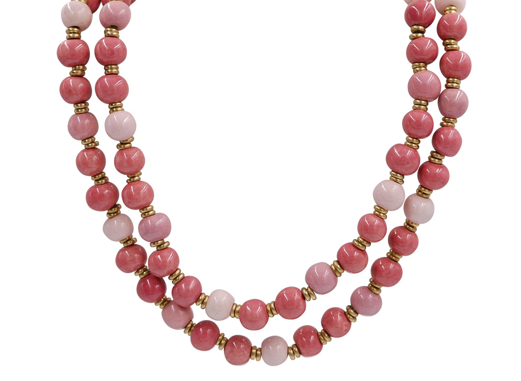 Double Strand ~ Shades of Pink