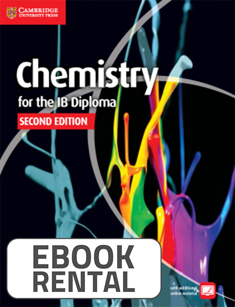Chemistry for the IB Diploma, 2nd Ed. <br> <small><small>by Steve Owen</small></small>