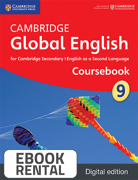 Cambridge Global English for Cambridge Secondary 1 English as a Second Language Coursebook 9