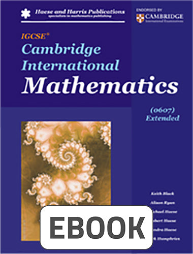 Cambridge IGCSE Core Digital