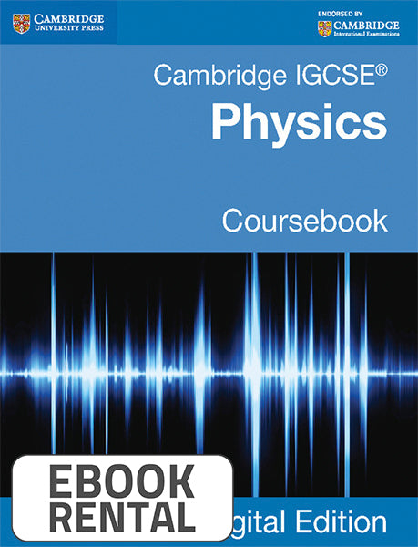 Cambridge IGCSE® Physics Coursebook