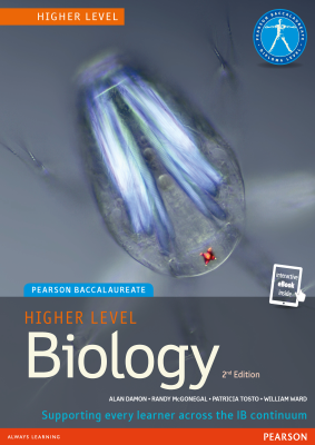 Biology for Higher Level, 2nd Ed. <br> <small><small>by Alan Damon, Randy McGonegal, Patricia Tosto, William Ward</small></small>