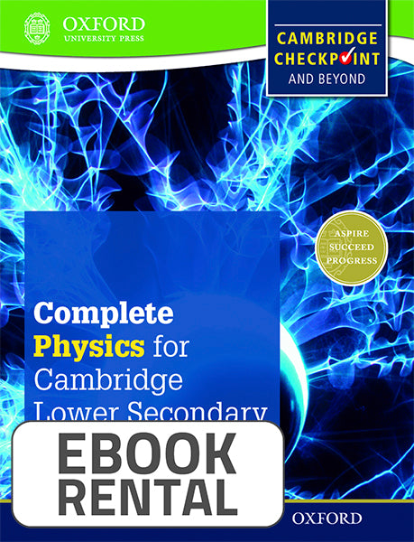 Complete Physics for Cambridge Lower Secondary
