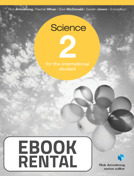 Science 2 for the International Student, 2nd Ed. <br> <small><small>by Rick Armstrong, Rachel Whan, Elani McDonald, Gareth Jones</small></small>