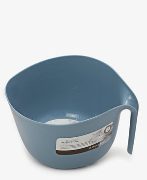Kitchen Inspire 3L Mixing Bowl - Blue