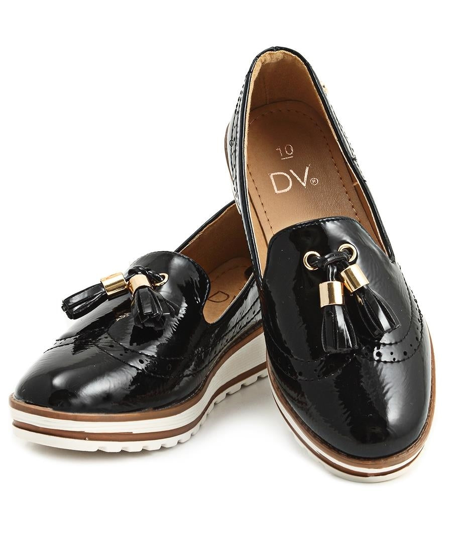 Girls Derby - Black
