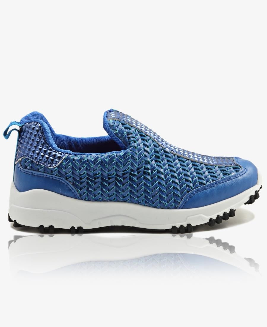 Casual Sneakers - Blue