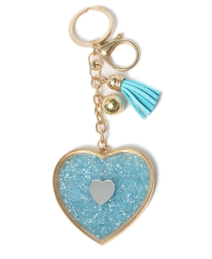 Key Ring - Blue