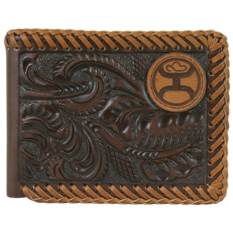 Men's Hooey Front Pocket Bi-Fold Wallet
