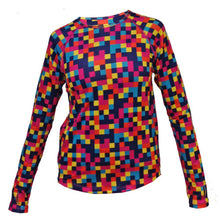 colorblock long sleeve