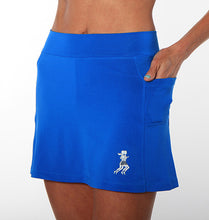ultra swift cobalt athletic skirt blue