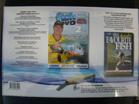 AFN FISHING & OUTDOORS Fishing Master Class No 2 Book DVD Lure Gift Set - the-bowerbirds-nest-of-treasures