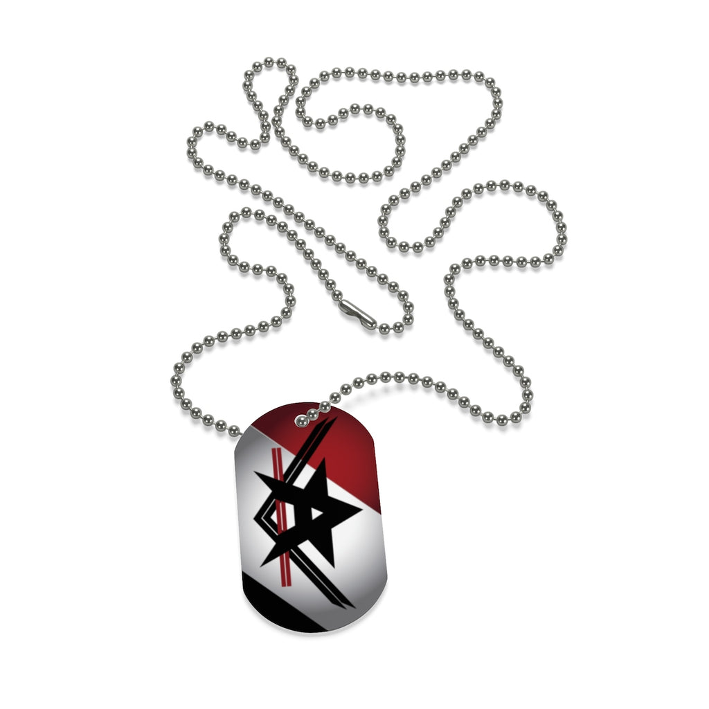 Dog Tags - Official Rebel Penguin Federation Merchandise