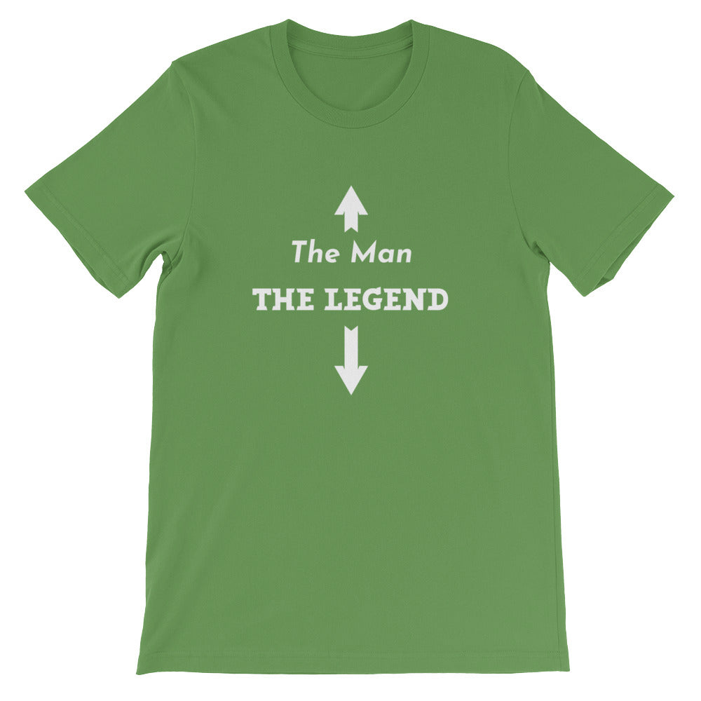 The Man The Legend - Funny Shirts