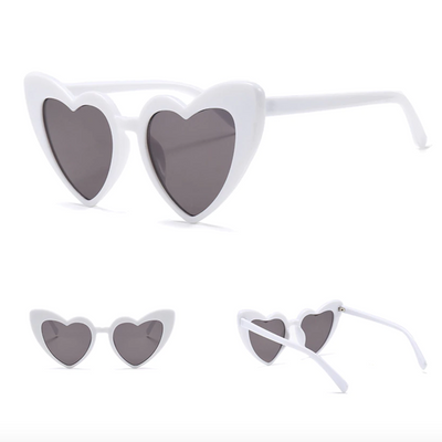Retro Heart Sunglasses - Avalon88