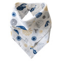 Pikku | Muslin Bandana Bib | Ocean Collection