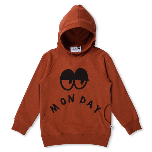 Monday/Friday Pocket Hood