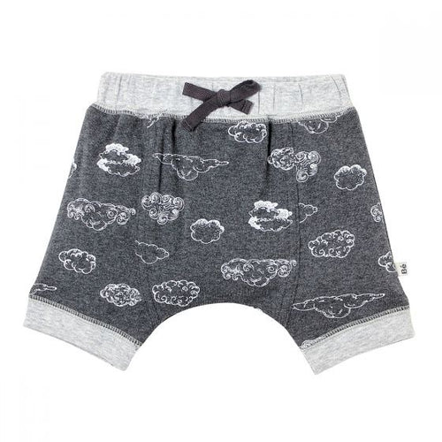 Hank Clouds Drawcord Shorts